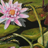 collage -Water Lilies